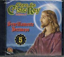 CORO DE CRISTO REY DE ALGODONES B.C. - VOL. 5 (1999 BRAND NEW CD)