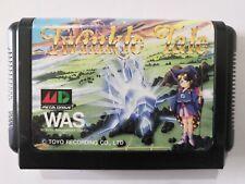 Twinkle Tale [ 100% Legit ] Sega Mega Drive / Megadrive / MD * Free Shipping *