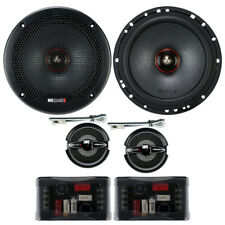 "MB Quart PS1-216 Premium Series 6-1/2"" 2-Way Component Speakers 6.5"" Comp NEW"