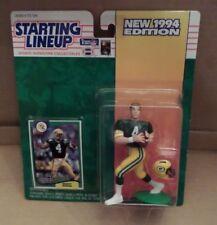 Brett Favre  GREEN BAY PACKERS  1994 ROOKIE  NFL Starting Lineup football figure
