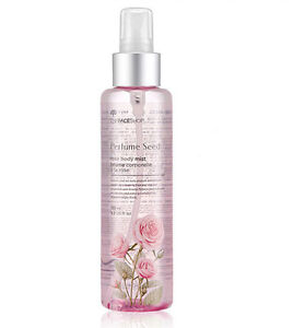 The Face Shop Perfume Seed Rose Body Mist 155ml Korean Cosmetics