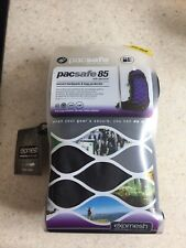 Brand New Pacsafe 85 Backpack/Rucksack Security Device With Exomesh