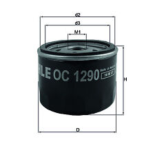 Mahle Oil Filter   Spin On OE Replacement OC1290