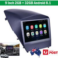 9 Inch Android 8.1 HD1080P Radio Tuner Bluetooth MP3 MP5 WIFI OBD2 Head Unit