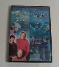 DVD Double Feature - ANGEL IN THE FAMILY & FIELDER'S CHOICE (2009) (Echo Bridge)
