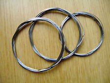 Piano Wire-4 metres Long-Broken String Replacement-Selection of 3 Sizes