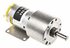 RS Pro, 6 â?? 15 V dc, 915 gcm, Brushed DC Geared Motor, Output Speed 617 rpm