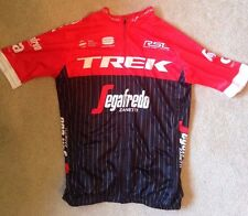 2017 Trek Segafredo Cycling Jersey Large
