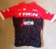 2017 Trek Segafredo Cycling Jersey Medium