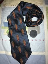 Toye, Kenning & Spencer -Cornelia James Neckwear UK Silk Neck Tie Beefeater