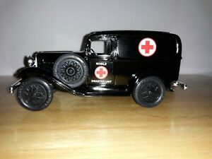 American Red Cross Limited Edition Diecast Ertl 1932 Ford Panel Delivery...