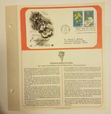 US Postage Stamp 1979-06-07 Endangered Flora Milwaukee, WI Postmark First Day C