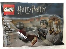 Lego 30407 Harry Potter Harry's Journey to Hogwarts Polybag Brand New