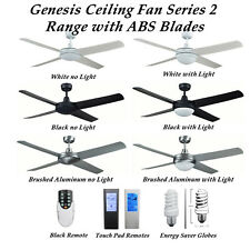 52 inch (1300mm) Genesis Ceiling Fan with ABS Blades