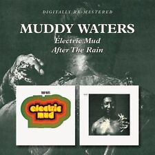 Muddy Waters - Electric Mud / After the Rain [New CD] Rmst