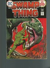 Swamp Thing #12 [DC, 1974] VF 8.0 Redondo Story and Cover, 20 cent cover