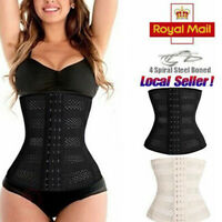 US Fajas Reductoras Colombianas Waist Trainer Corset Shapewear Body Shaper Slim