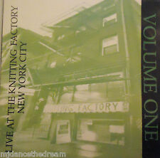 LIVE AT THE KNITTING FACTORY VOL I ~ VINYL LP
