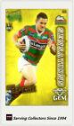 2010 Select NRL Champions Sensation Gem Card SG25: Luke Capewell (Rabbitohs)