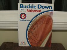 Ohio Buckle Down 3rd Edition Achievement Grade 6 Mathematics New Paperback Book
