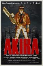 Akira Movie Poster 24in x36in
