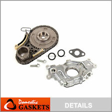 Timing Chain Kit Oil Pump for 07-13 Buick Cadillac Chevrolet GMC 5.3 6.0 6.2