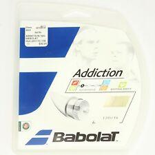 Babolat Addiction Tennis Racquet String 130/16 40ft Natural 241115 A Profile