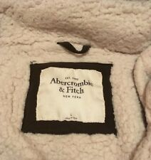 Abercrombie and Fitch Large Women's Parka green Used