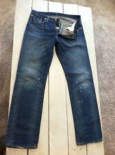 Polo Ralph Lauren Men's Jeans 32 x 32 Classic Fit 867 100% Cotton Denim NWOT