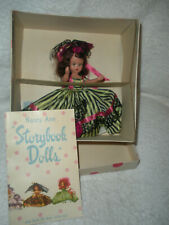 Vintage Nancy Ann Story Book Doll #23 Roses Are Red Violets Are Blue & Orig. Box