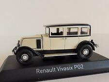 RENAULT VIVASIX pg2 1928 Cream 1/43 NOREV 519515 type PG 2