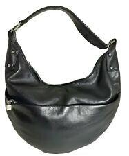 Perlina New York Genuine Leather Hobo Bag