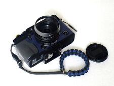 Metal Lens Hood + Cap Fits Fuji XF 27mm f2.8 Lens + Any with 39mm Thread Black