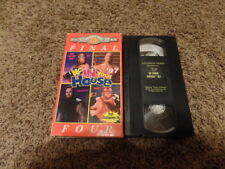 IN YOUR HOUSE FINAL FOUR 1997 97 wwf vhs COLISEUM VIDEO