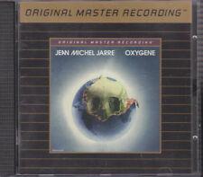 "JEAN MICHEL JARRE ""Oxygene"" MFSL CD - Original Master Recording"