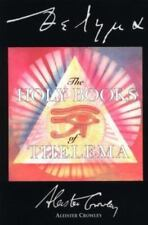 The Holy Books of Thelema by Aleister Crowley (1983, Paperback)