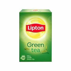 Lipton Pure & Light Green Tea, Loose Green Tea, 250 g Free Shipping