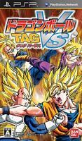 Dragon Ball Tag VS PSP Bandai Sony PlayStation Portable From Japan