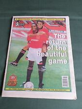 MANCHESTER EVENING NEWS- SOCCER SPECIAL  - 8 AUG 1994 - MAN UNITED-MAN CITY