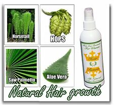 Best natural product HAIR RENEW growth faster stronger grow alopecia areata loss