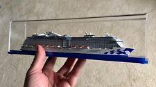 1:1250 scale REGAL PRINCESS cruise ship MODEL Cunard ocean liner 2017 refit