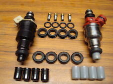 Toyota Tacoma 22RE Fuel Injector O-ring Seal Filter & Pintle Cap Kit