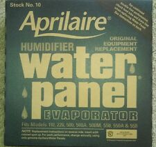 2 pack TRANE humidifier water panel THUMD200ABM00B, BAYPAD01A1010A