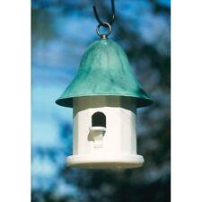 Lazy Hill Farm Copper Top Bird House Cellular Vinyl & Verdi Copper Roof 42430