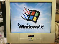 All in one Windows 98SE / XP PC Clevo Co. LP200SC