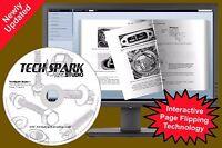 Polaris Snowmobile Maintenance Service Repair Workshop Shop Manual 1996-1998