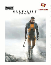 Half Life Complete Steam Key PC Game Code téléchargement Global