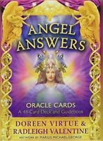 Doreen Virtue Angel Answer Oracle Cards Japanese version NEW from Japan