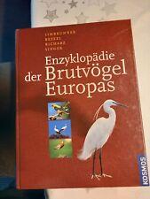 Nachschlagewerk für Vogelkunde, alle Vögel Europas in Farbe. 858 Seiten.