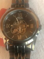 Relic Quartz (Automatic) Wristwatches for sale | eBay